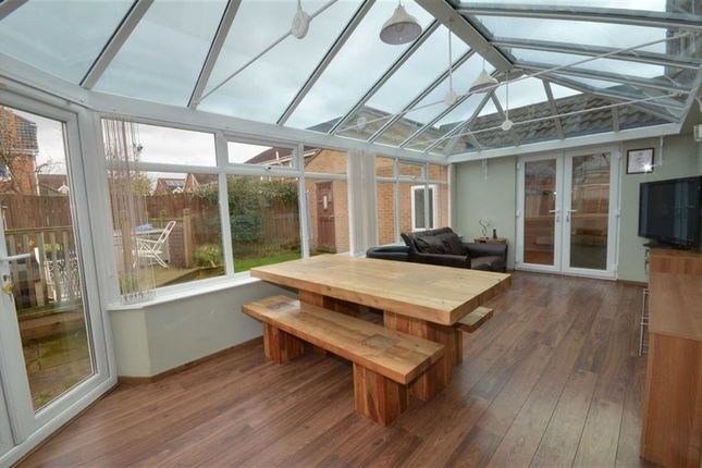 Thumbnail Detached house for sale in Pasture Way, Castleford, West Yorkshire