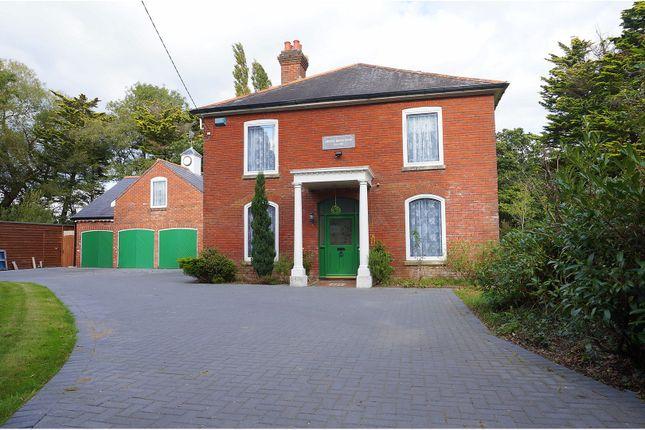 Thumbnail Detached house for sale in Ashurst Bridge Road, Southampton