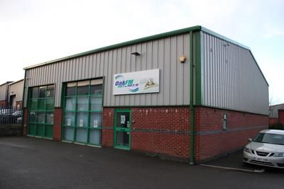 Thumbnail Light industrial to let in Unit 3 Martins Court, Telford Way, Coalville, Leicestershire