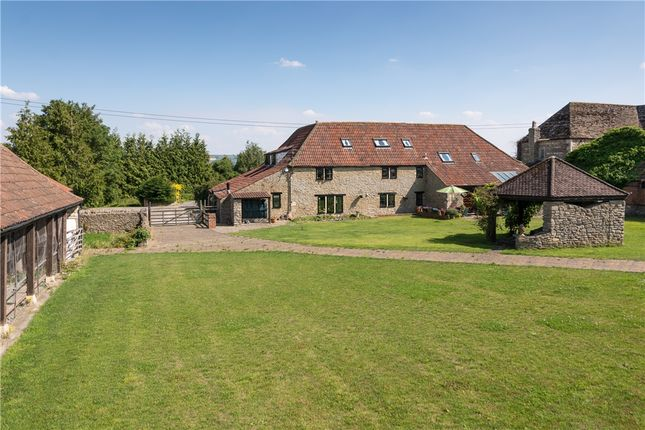 Thumbnail Detached house for sale in North Bradley, Nr Bath, Wiltshire