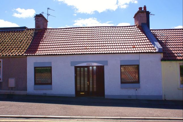 Thumbnail Terraced house for sale in Largo Road, Lundin Links, Leven