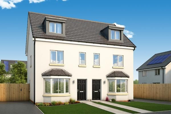 """Thumbnail Property for sale in """"The Roxburgh At Abbotsway"""" at Inchinnan Road, Paisley"""
