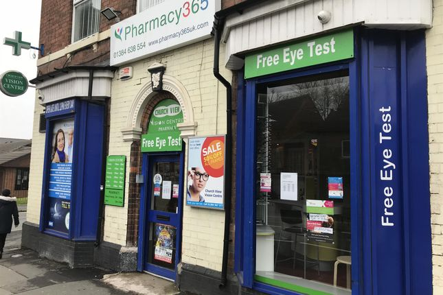 Thumbnail Commercial property for sale in Independent Ophthalmic Opticians In Birmingham Suburb B64, West Midlands