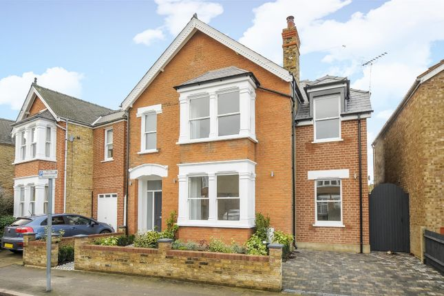 Thumbnail Detached house to rent in Staunton Road, Kingston Upon Thames