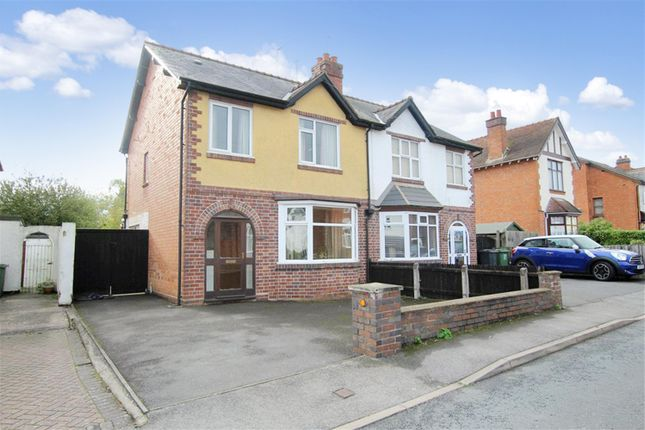Thumbnail Semi-detached house for sale in Charles Street, Redditch