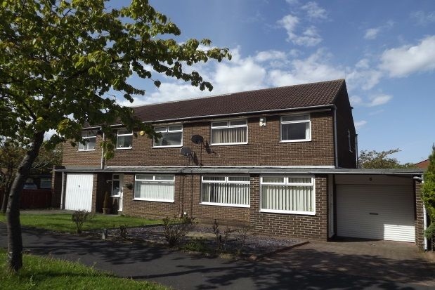 Thumbnail Property to rent in Dymock Court, Newcastle Upon Tyne