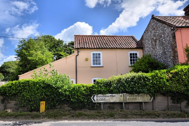 Thumbnail Cottage to rent in Burnham Road, South Creake, Fakenham