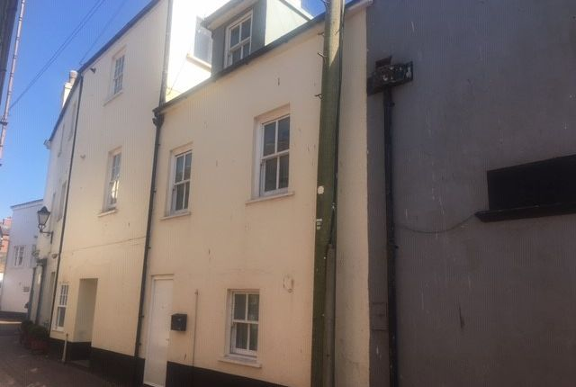 Thumbnail Terraced house to rent in Dove Lane, Sidmouth