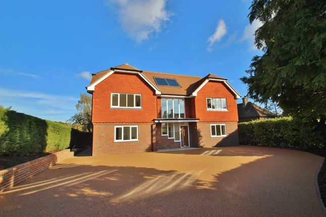 Thumbnail Detached house for sale in Rotherfield Lane, Mayfield