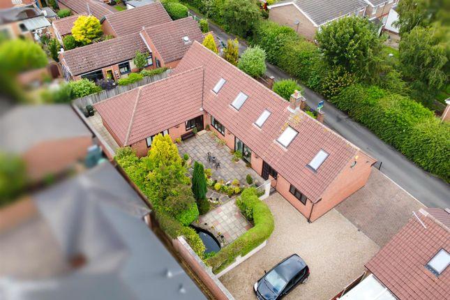 Thumbnail Detached bungalow for sale in Podder Lane, Mapperley, Nottingham