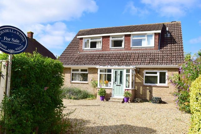 Thumbnail Detached house for sale in Mitten Road, Bembridge, Isle Of Wight