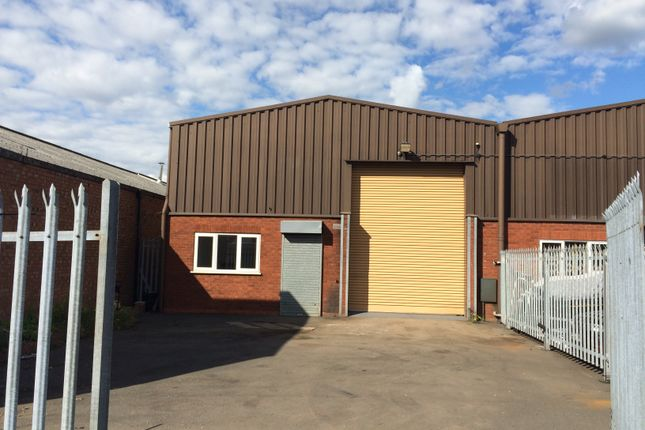 Thumbnail Warehouse to let in Bannerley Road, Birmingham