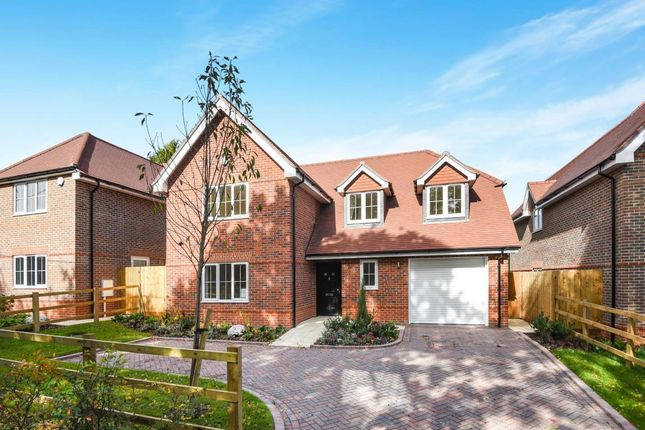 Thumbnail Detached house for sale in Bull Lane, Riseley