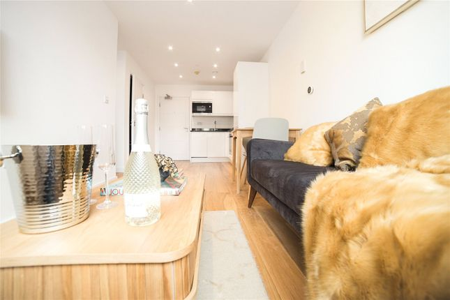 Thumbnail Flat for sale in Fabrick, Warren Road, Cheadle Hulme, Greater Manchester
