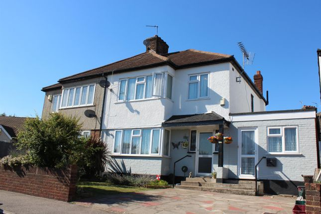 Thumbnail Semi-detached house for sale in Bedonwell Road, Upper Abbey Wood, London
