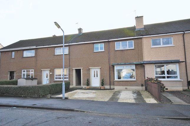 Thumbnail Terraced house for sale in 25 Moorfield Road, Prestwick