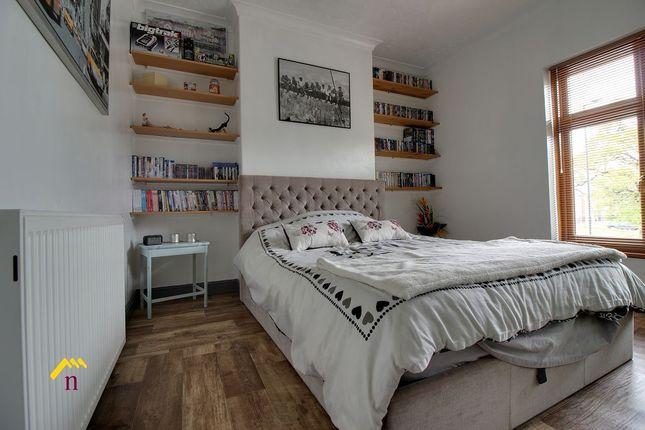 Bedroom Two of Albert Villas, Coulman Street DN8