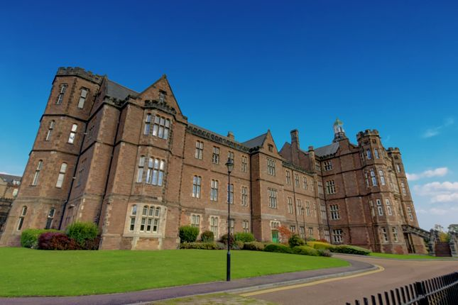 Thumbnail 3 bed flat for sale in Smillie Court, Dundee