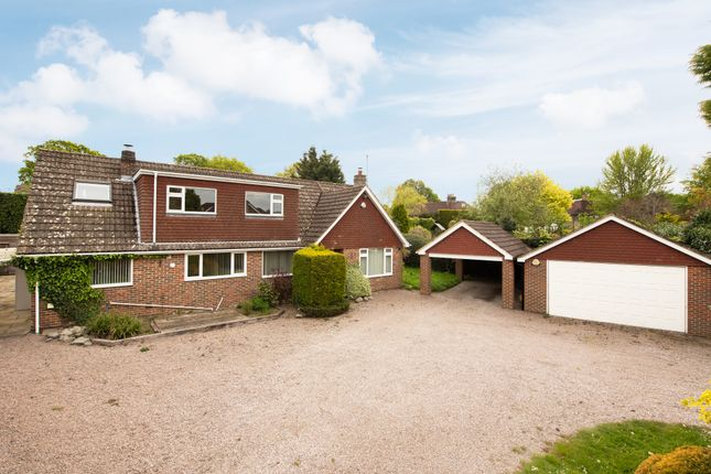 Thumbnail Detached house for sale in Rowplatt Lane, Felbridge, East Grinstead