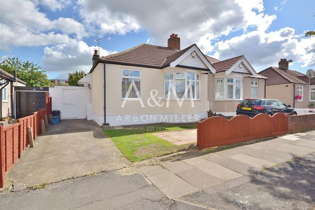 Thumbnail Semi-detached bungalow for sale in Clinton Crescent, Ilford