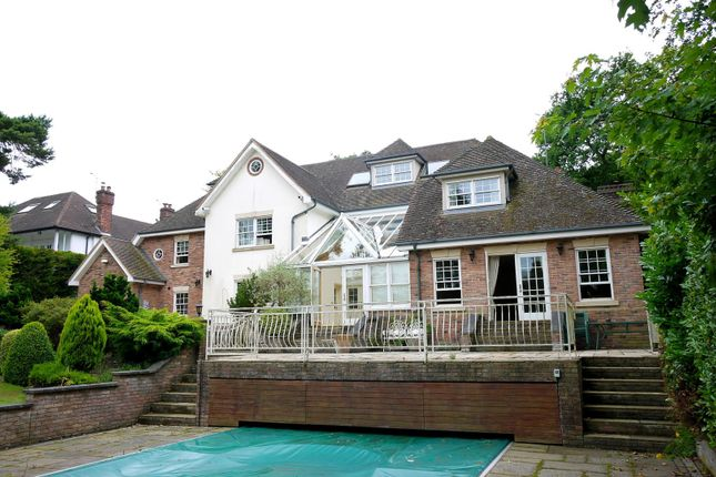 Thumbnail Detached house for sale in The Ridgeway, Cuffley, Hertfordshire