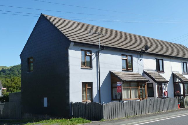 Thumbnail Terraced house for sale in Clatter Terrace, Clatter, Caersws, Powys