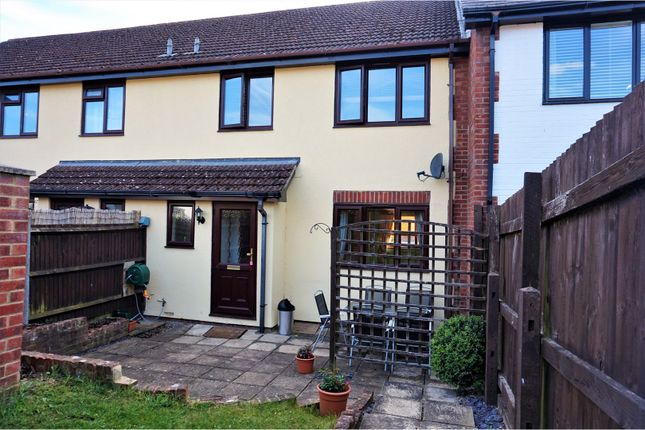 Thumbnail Terraced house for sale in Papermakers, Overton