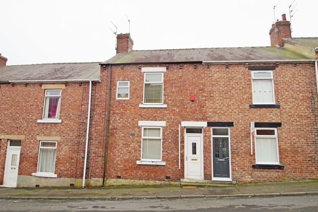 Roseberry Street, No Place, Stanley DH9