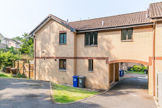 Thumbnail Maisonette for sale in Easthouses Way, Easthouses, Dalkeith