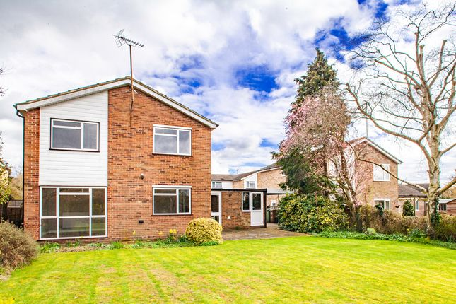 Thumbnail Detached house to rent in 19 Lockstile Way, Goring On Thames