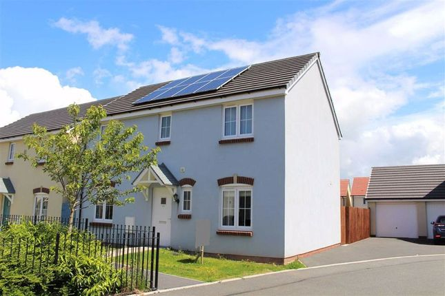 Thumbnail Detached house for sale in Gleneagles Close, Hubberston, Milford Haven
