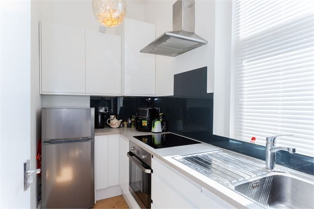 Kitchen of Cumberland Road, Acton, London W3