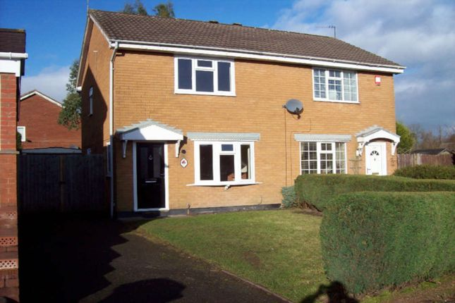 Thumbnail Block of flats for sale in Catherton, Telford