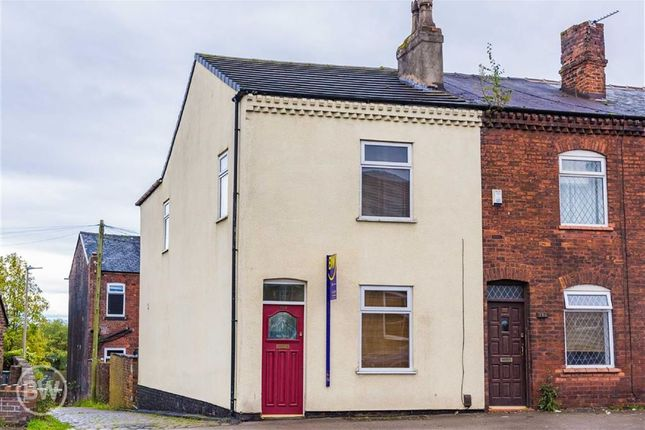 Thumbnail End terrace house for sale in Manchester Road, Tyldesley, Manchester