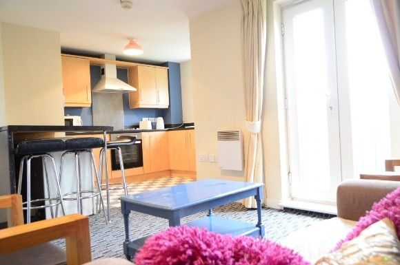 Thumbnail Flat to rent in Chervil House, Lyme Valley, Newcastle-Under-Lyme