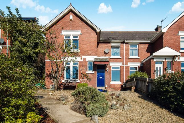 Thumbnail Semi-detached house for sale in St. Pauls Avenue, Barry
