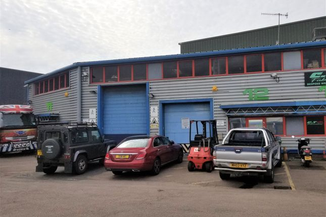 Thumbnail Industrial for sale in 11 & 12 Winston Business Centre, Chartwell Road, Lancing