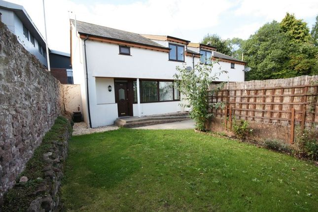 Thumbnail Semi-detached house to rent in Robert Street, Williton, Taunton