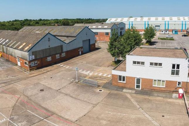 Industrial for sale in 2 Stores Road, Derby, Derbyshire