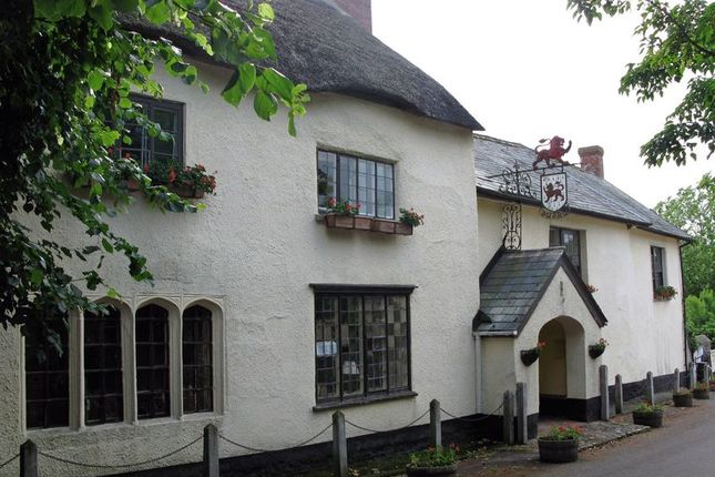 Thumbnail Pub/bar for sale in Broadhembury, Honiton