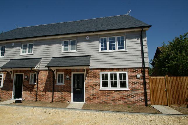 Thumbnail Semi-detached house for sale in Chickney Road, Henham, Bishop's Stortford
