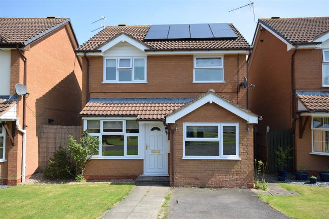 Thumbnail Detached house for sale in Hanson Avenue, Shipston-On-Stour