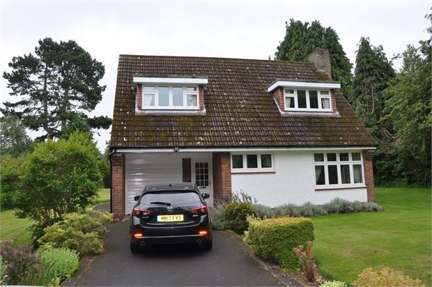 Thumbnail Detached house for sale in Cade Hill Road, Stocksfield