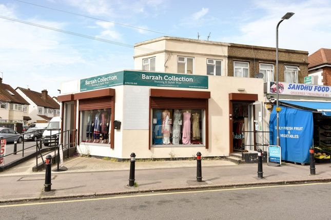 Thumbnail Retail premises for sale in Woodland Avenue, Slough