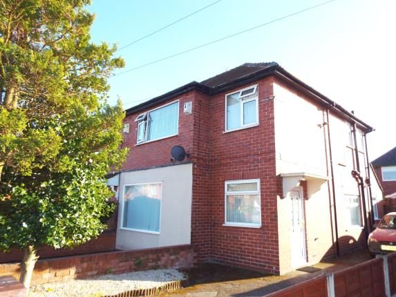 Semi-detached house for sale in Roscoe Avenue, Warrington, Cheshire