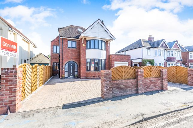 Thumbnail Detached house for sale in Springfield Road, Halesowen