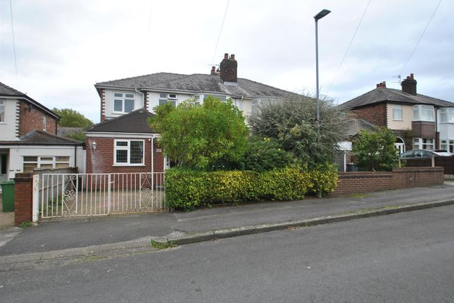 5 bed semi-detached house for sale in Euclid Avenue, Grappenhall, Warrington