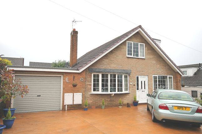 Thumbnail Detached bungalow for sale in Harehill Crescent, Wingerworth, Chesterfield