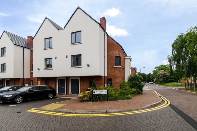 Thumbnail Semi-detached house for sale in Chatswood Mews, Sidcup