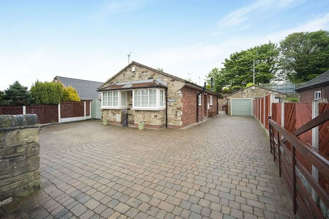 Thumbnail Bungalow to rent in Rawfield Lane, Fairburn, Knottingley